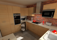 Example kitchen design