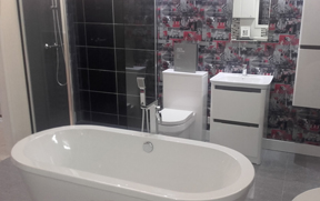 Bathroom design and Bathroom installation / fitting