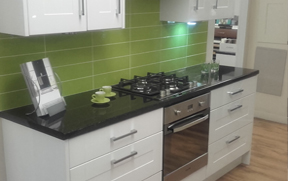Kitchen design and kitchen installation / fitting