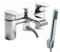 Tavistock Blaze 2 Bath Shower Mixer & Handset
