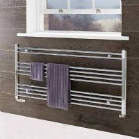 Wendover Under Window Towel Radiator 600mm x 1200mm