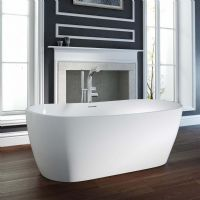 Hellisay double ended bath by Ramsden and Mosley